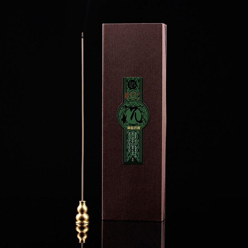 Bâtons d'encens en bois d'agar indien naturel poids Net 80g parfum maison encens aromatique