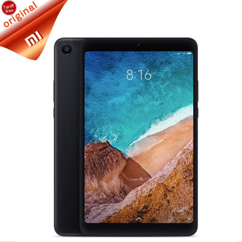 Original Xiao mi mi pad 4 tabletten WiFi LTE 4 gb 64 gb 8,0 zoll tablet pc Snapdragon 660 AIECore 12.0MP + 5.0MP 6000 mah tablet android