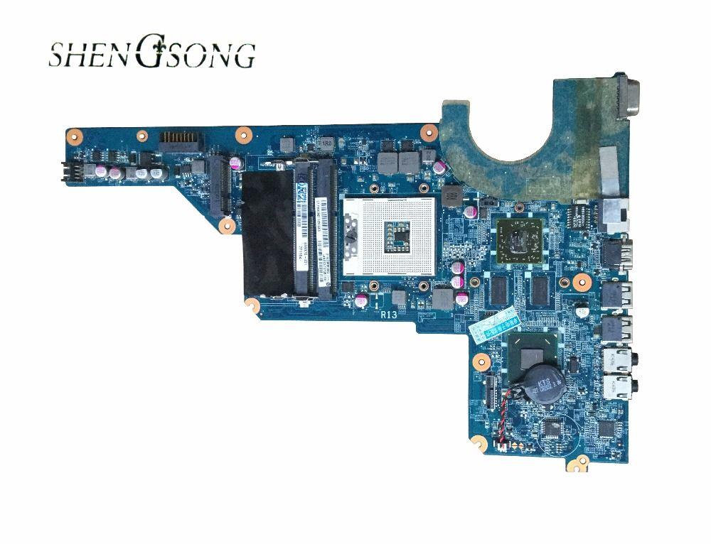 650199-001 636375-001 für HP pavilion DAOR13MB6E1 G4-1000 G4 G6 laptop motherboard mit hm65 chipset 100% volle getestet ok