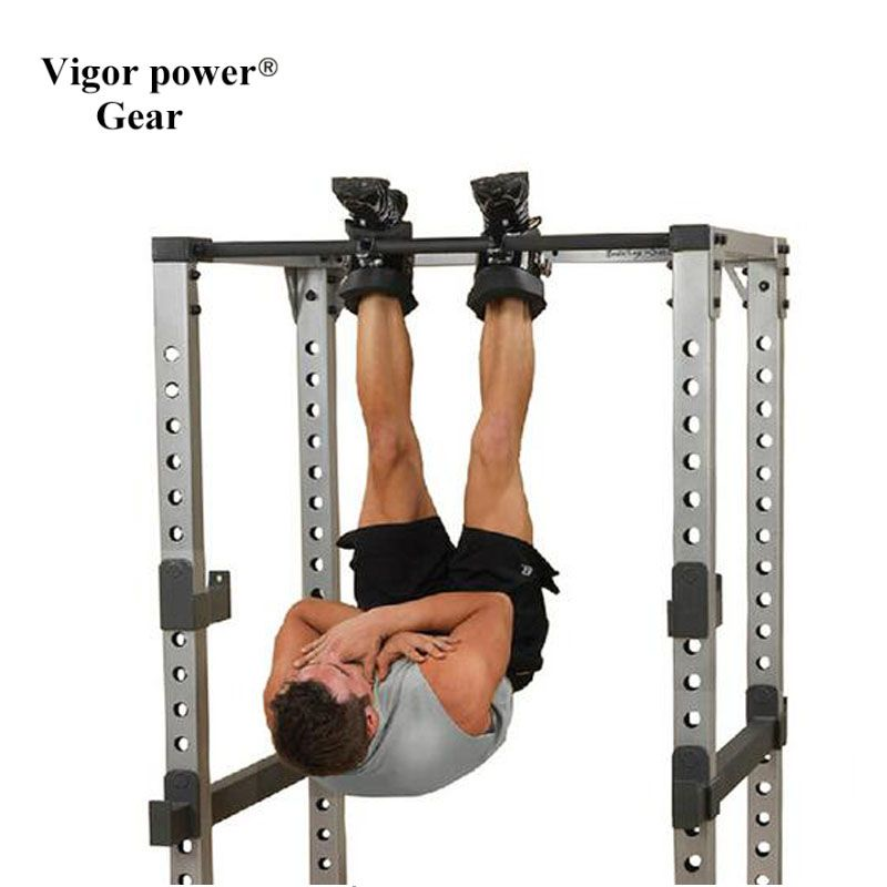 VigorPowerGear Fitness Building Inversion Crossfit Anti-Gravity Boots Hang Upside Down Fitness Workout Boots for weight lifting