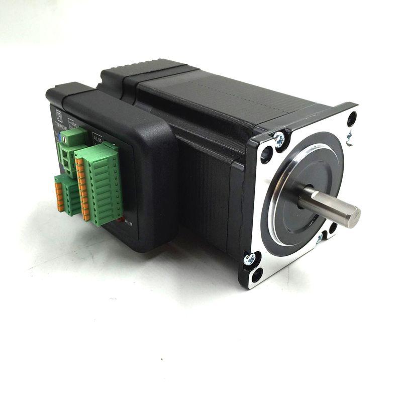 NEMA23 36 v 57mm Intégrer Les poches Boucle Moteur pas à pas + Lecteur Kit 2NM Position Codeur IHSS57-36-20