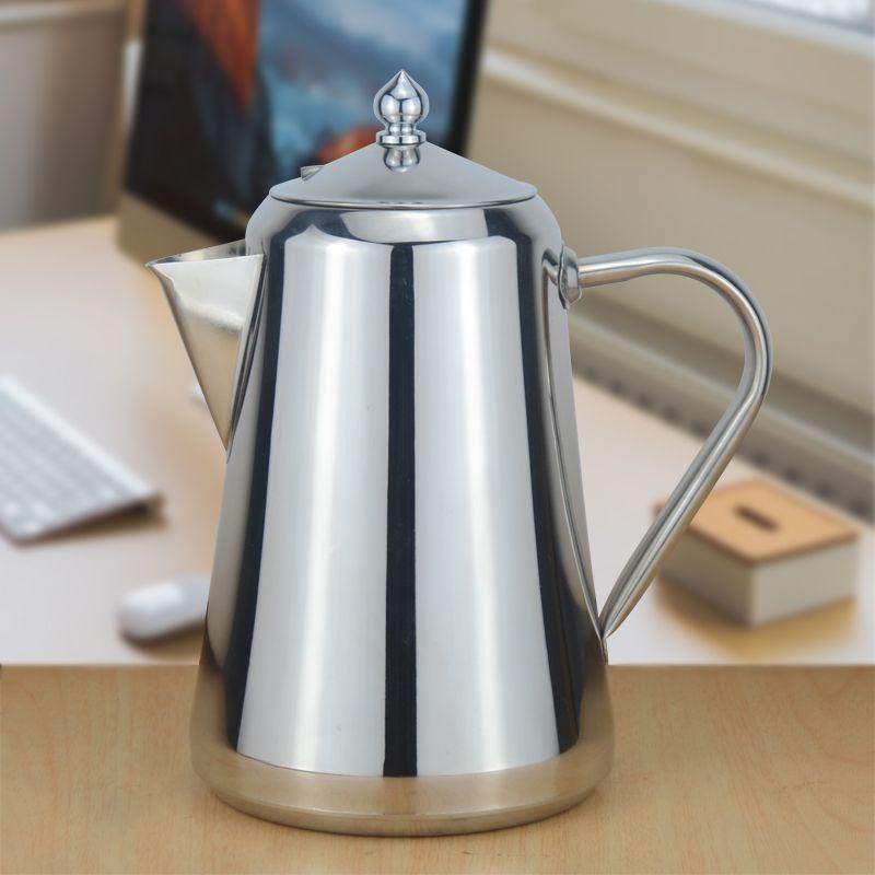 Sanqia 1800 ml en acier inoxydable bouteille d'eau froide bouilloire drinkware pot d'eau adapté pour cuisinière à induction articles de cuisine