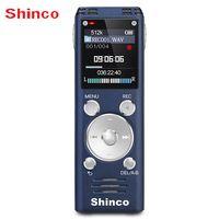 Shinco RV20 32G sin pérdida grabadora de voz calidad de sonido remoto profesional de reducción de ruido de larga distancia registro función de Radio