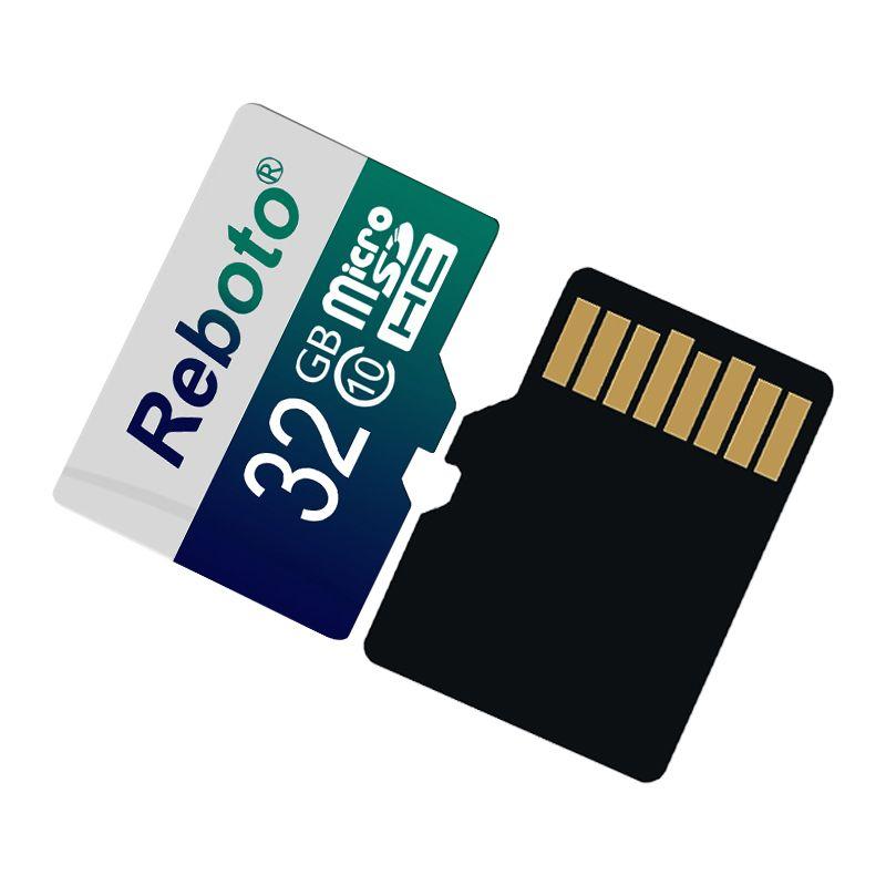 Reboto High Performance Micro SD Card for Car DVR 8GB 16GB Micro SD 32GB 64GB Class10 Memory Card for Phone TF Card