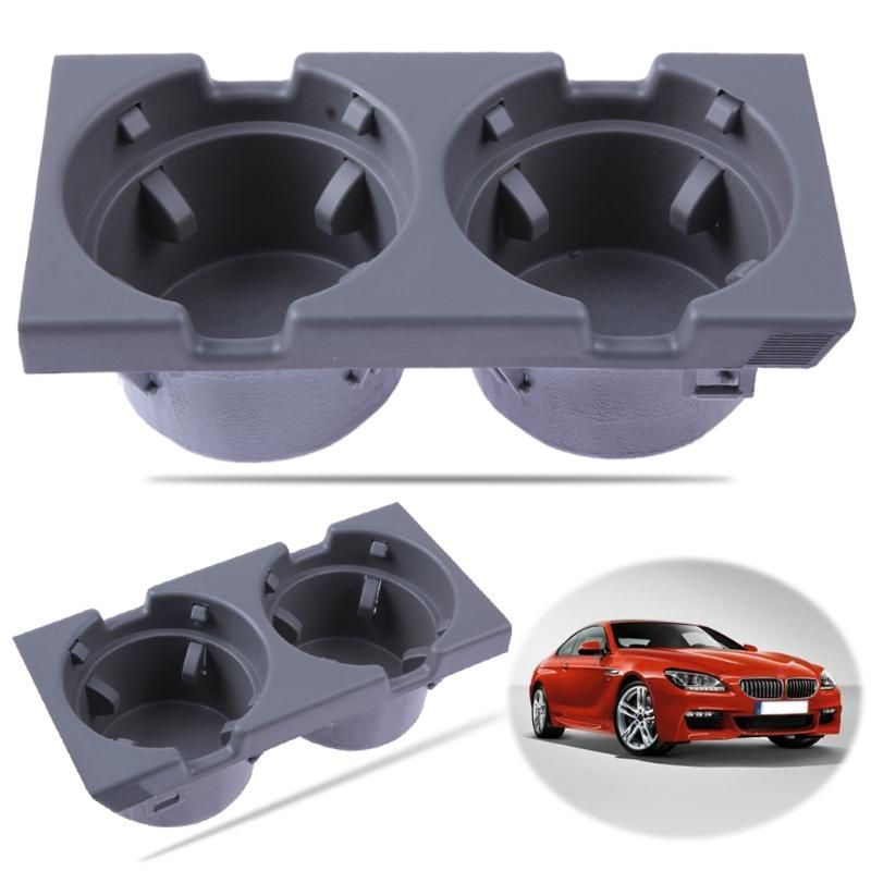 1Pcs Car Auto Cup Holder Beverage Stand Cup Rack For BMW 3 Series E46 98-06 Car Styling Water Bottle Cup Mount Holder Promotion