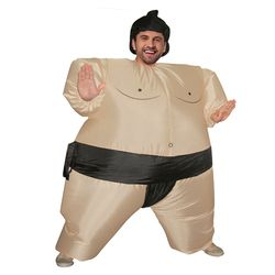 Halloween Costume Adulte gonflable sumo costumes carnaval De Noël Cosplay parti Robe
