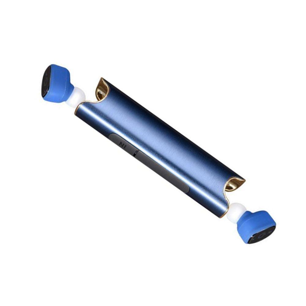 S2 TWS Wireless Waterproof Bluetooth Earphone In-ear Sport Headset Magnetic Charging Box HiFi Stereo Handsfree Earbuds
