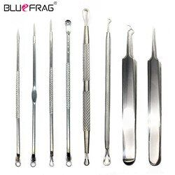 Blackhead Remover Tool Acne Tweezer Blackhead&Blemish Removers Blackhead Comedone Acne Extractor Face Skin Care Facial Cleanser