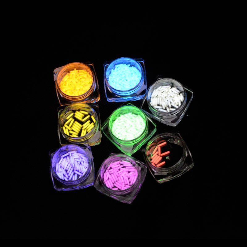 Lámpara tritio gas Tritio luz tamaño 3*11mm para Inquietarse spinner Spinner Spinner Dedo mano decorar Refit BRICOLAJE 1 unids