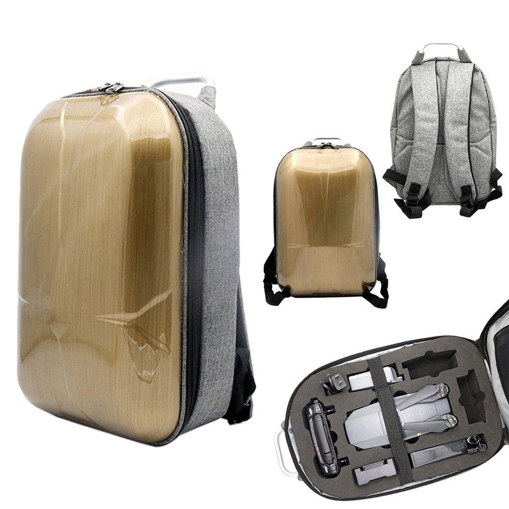 HIPERDEAL New arrival For DJI Mavic Pro Hard Shell Carrying Backpack bag Case Waterproof Anti-Shock wholesale drop shipping
