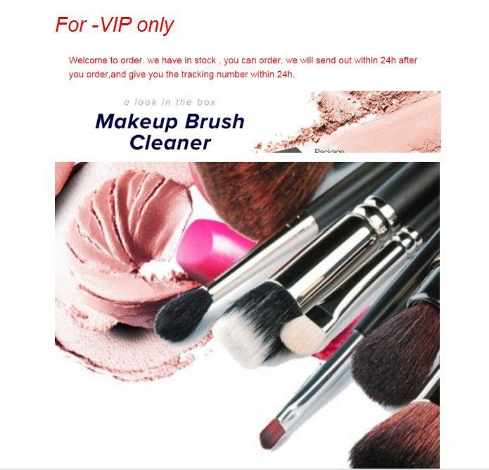 Pinceau de maquillage nettoyant électrique pinceaux de maquillage nettoyant outil de nettoyage