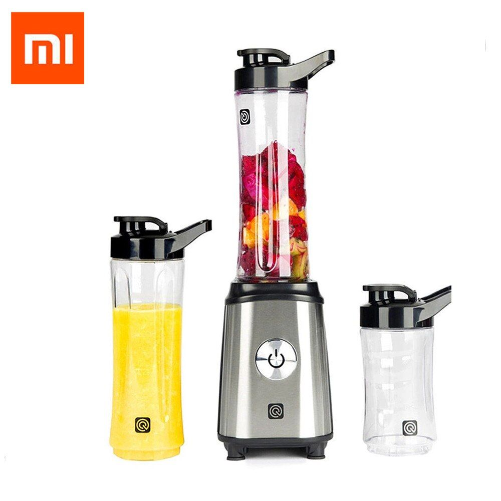 Xiaomi Mijia Ocooker Portable Fruit and Vegetable Cooking Machine Point Switch 304 Stainless Steel 8 Seconds Soup Machine