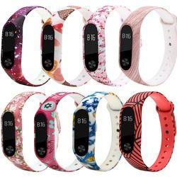 Miband 2 Sangle Ceinture Silicone pulseira Coloré Bracelet dragonne pour Mi Bande 2 Bracelet À Puce pour Xiaomi Mi Bande 2