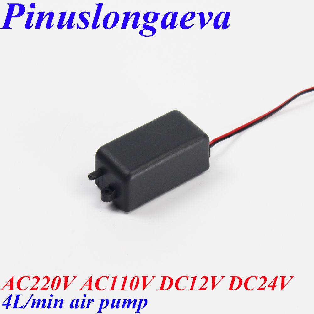 Pinuslongaeva 4 8L 15L 20L 25L/min buse à gaz unique pompe à air compresseur d'air Aquarium oxygénateur générateur d'ozone accessoires