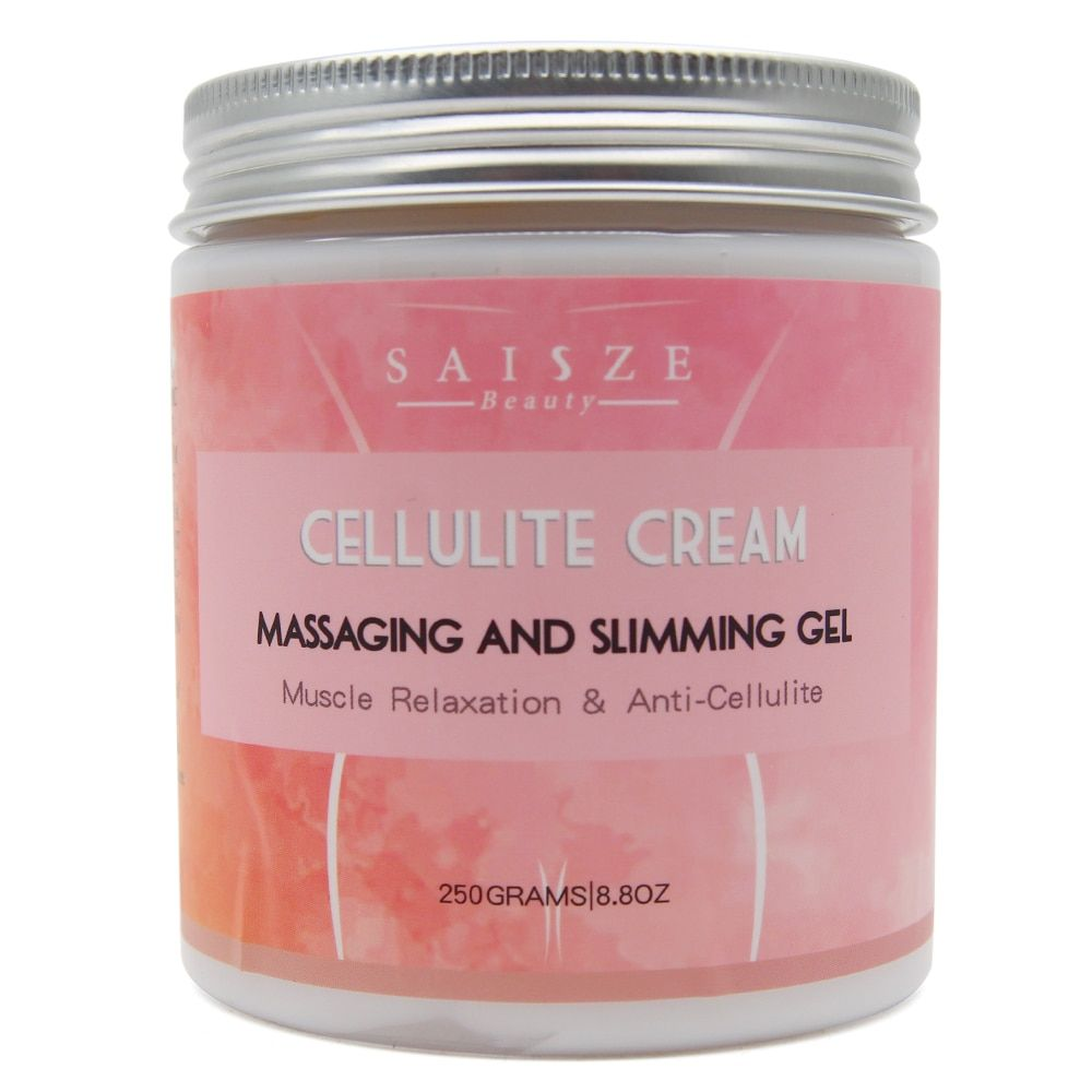 250g Drop shipping Cellulite Hot Cream Tight Muscles-Soothes Leg Relaxes Adipose Massage and Tightens Skin Weight Burning Loss