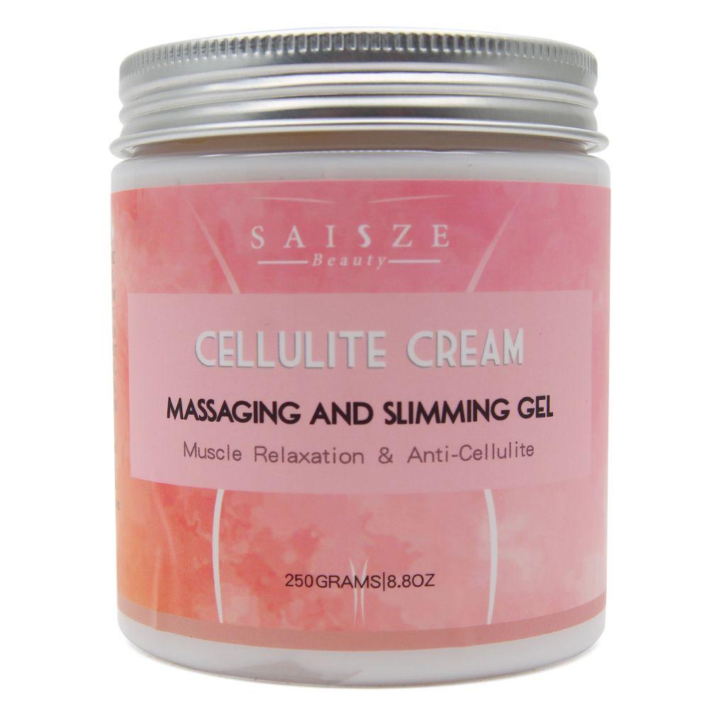 250g livraison directe Cellulite Crème Chaude Serré Muscles-Apaise Jambe Détend Adipeux De Massage et Resserre La Peau Poids Loss Brûler