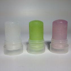 3 шт./лот квасцы stick дезодорант, мангостин алоэ оригинальный дезодорант-стик, антиперспирант Стик для Для женщин и Для мужчин