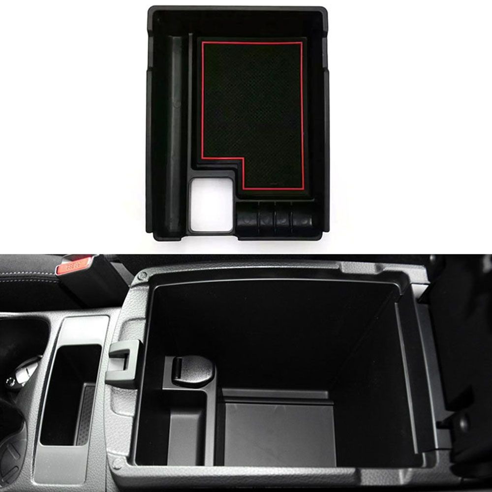 NULLA Central Storage Pallet Armrest Container Box Case Frame Decorative For Nissan X-trail T32 2013 2014 2015 Car Accessories