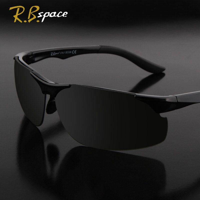 R. Bspace Optique Marque 2018 Nouveau Lecteur lunettes de Soleil Hommes Mode Mâle Lunettes Soleil Lunettes Voyage Oculos Gafas De Sol 8087B