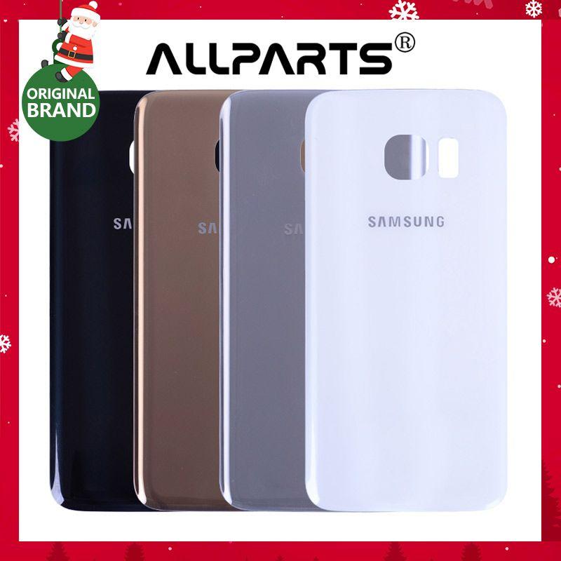 Back Housing Glass For Samsung Galaxy S7 Edge Back Cover Case S7 S7Edge G935 G935F G935FD G930 G930F SM-G930 Battery Rear Door