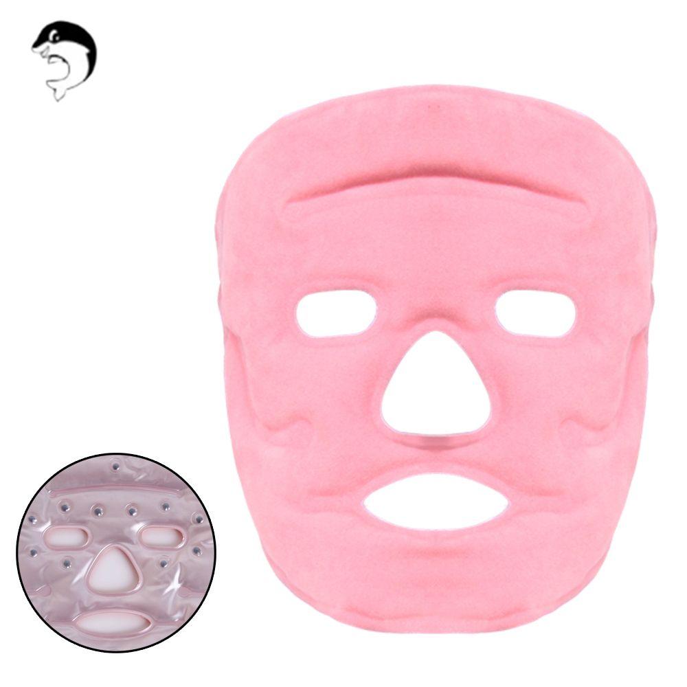 Gel Aimant Visage Masque Pour Les Yeux Du Visage Glace Chaude Réchauffement De La Peau De Massage Care Pack Masque Pour Les Yeux À Prévenir Poche Canthus Rides masque
