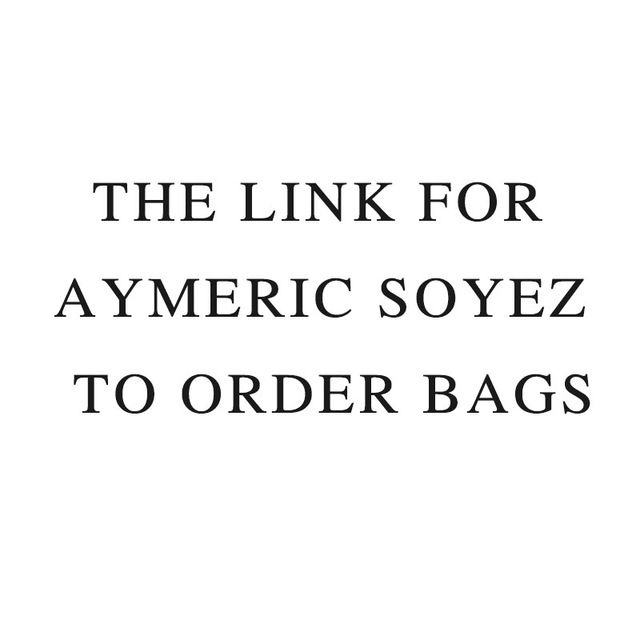 the link order bags