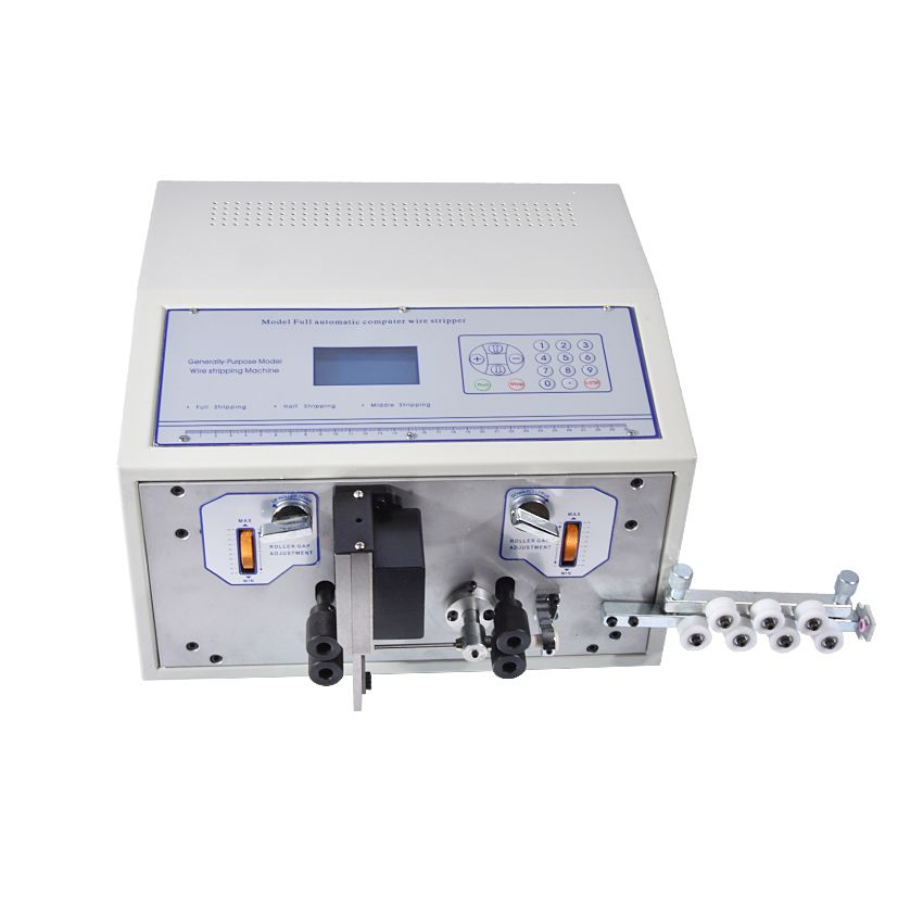 SWT508D-II Automatic wire stripping machine,110-220v Computer wire stripping machine 0.1-6MM Cable stripper machine