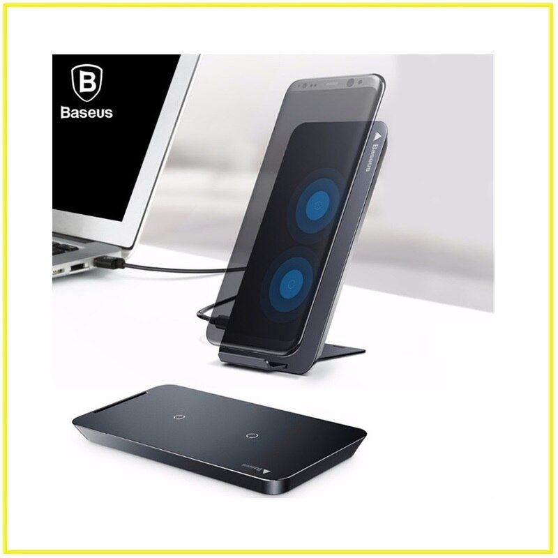 Baseus QI Wireless Charger For iPhone X 8 Plus Samsung Note 8 S8 S7 S6 Edge Phone Fast Charging