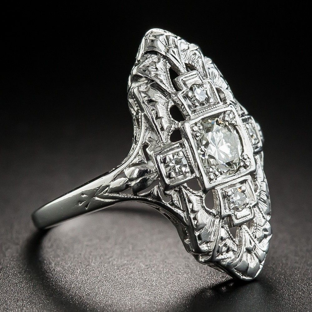 Luxus Edelstahl gold farbe ring mode Schmuck Weibliche Stein Ring für frau