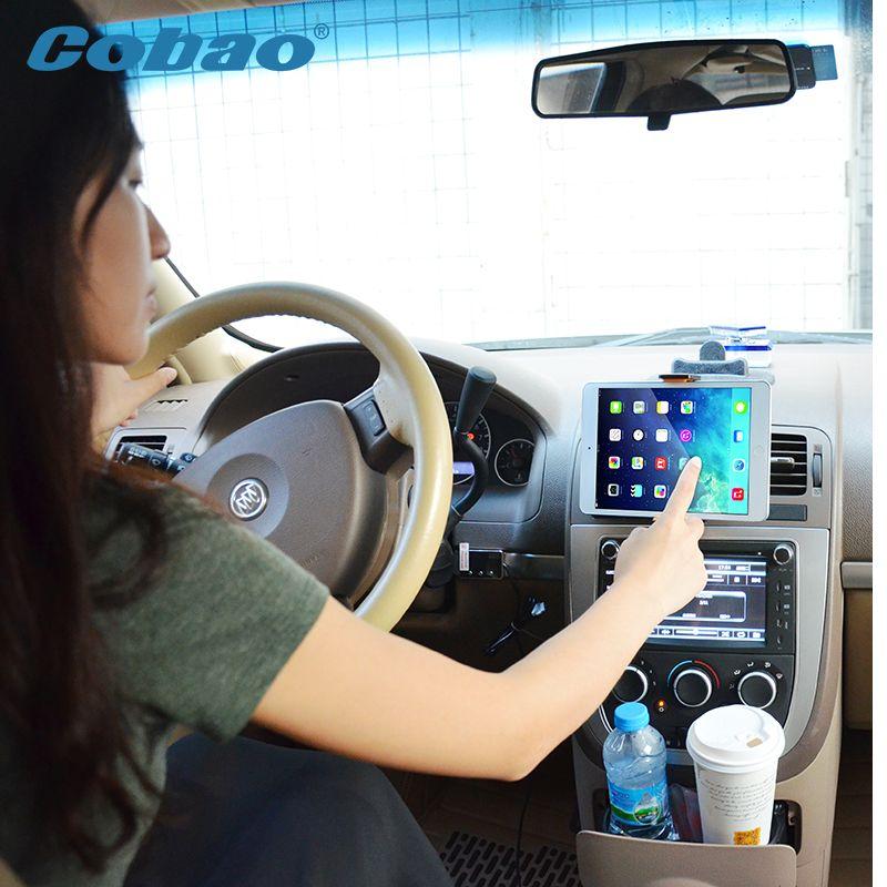 Support pour téléphone portable universel avec prise d'air adapté pour 7 8 9 pouces support pour tablette PC support pour smartphone Iphone Ipad mini