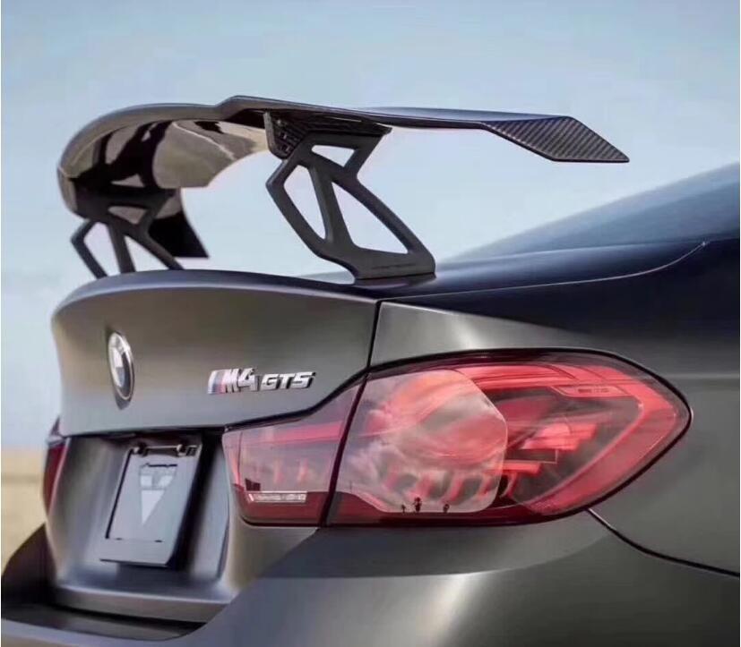 Carbon Fiber AUTO HINTEN FLÜGEL TRUNK LIP SPOILER FÜR BMW F87 F80 F82 F83 M2 M3 M4 2014 2015 2015 2017 2018 2019 GT GTS VARIS STIL