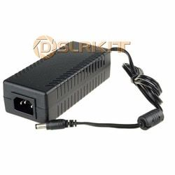 AC 100-240 V à DC 48 V 3A 120 W Power Adapter Port 5.5mm x 2.5mm pour PoE Commutateur