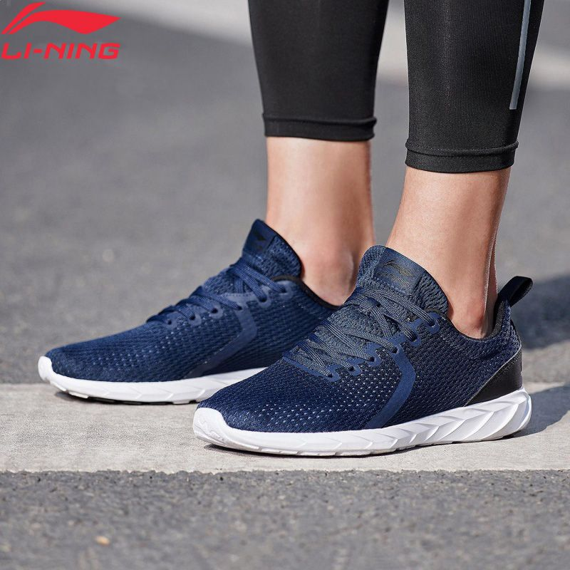 Li-ning hommes FUTURE RUNNER course chaussures respirant léger doublure portable Sport chaussures confort baskets ARBN069 XYP747