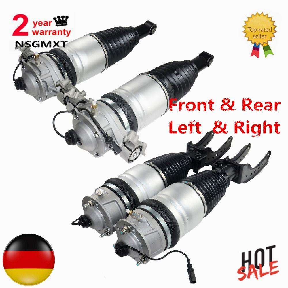 AP01 Full Kit Luftfederung Schock Federbeine Für VW Touareg Porsche Cayenne II 2010-auf 95835801950 95835801941 45240270