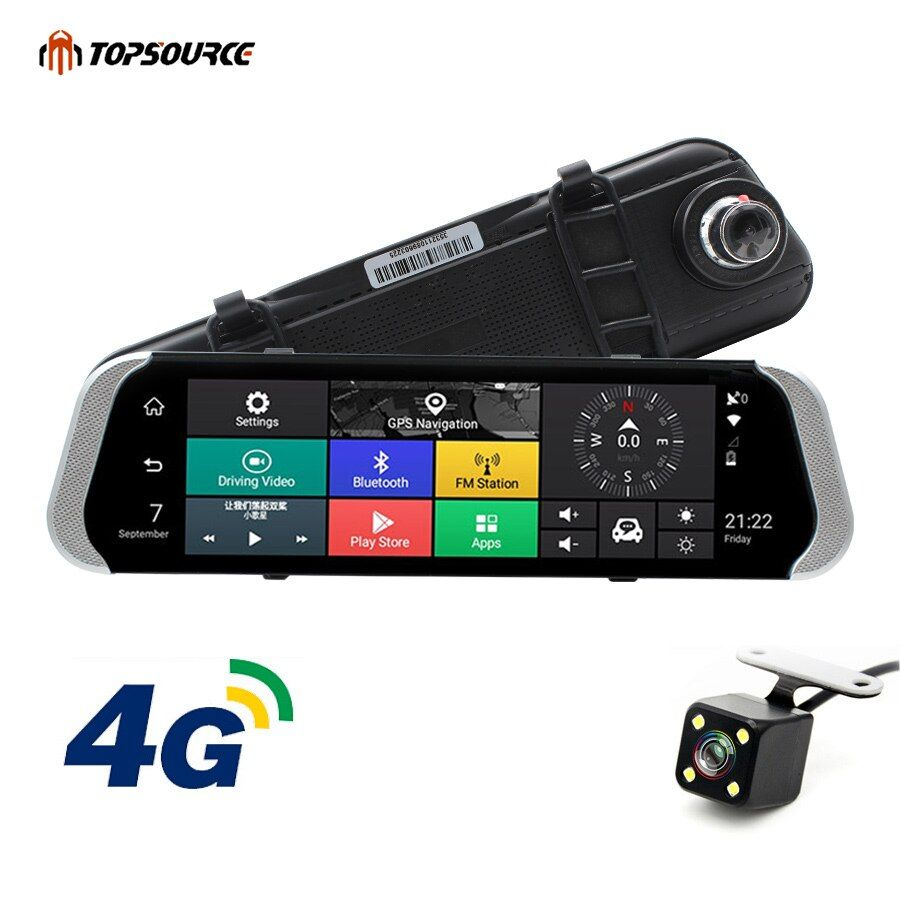 TOPSOURCE Auto DVR Android 10