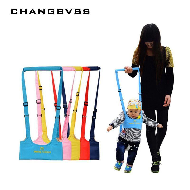 Nouveauté bébé marcheur, bébé harnais Assistant bambin laisse pour enfants apprentissage marche bébé ceinture enfant sécurité harnais Assistant