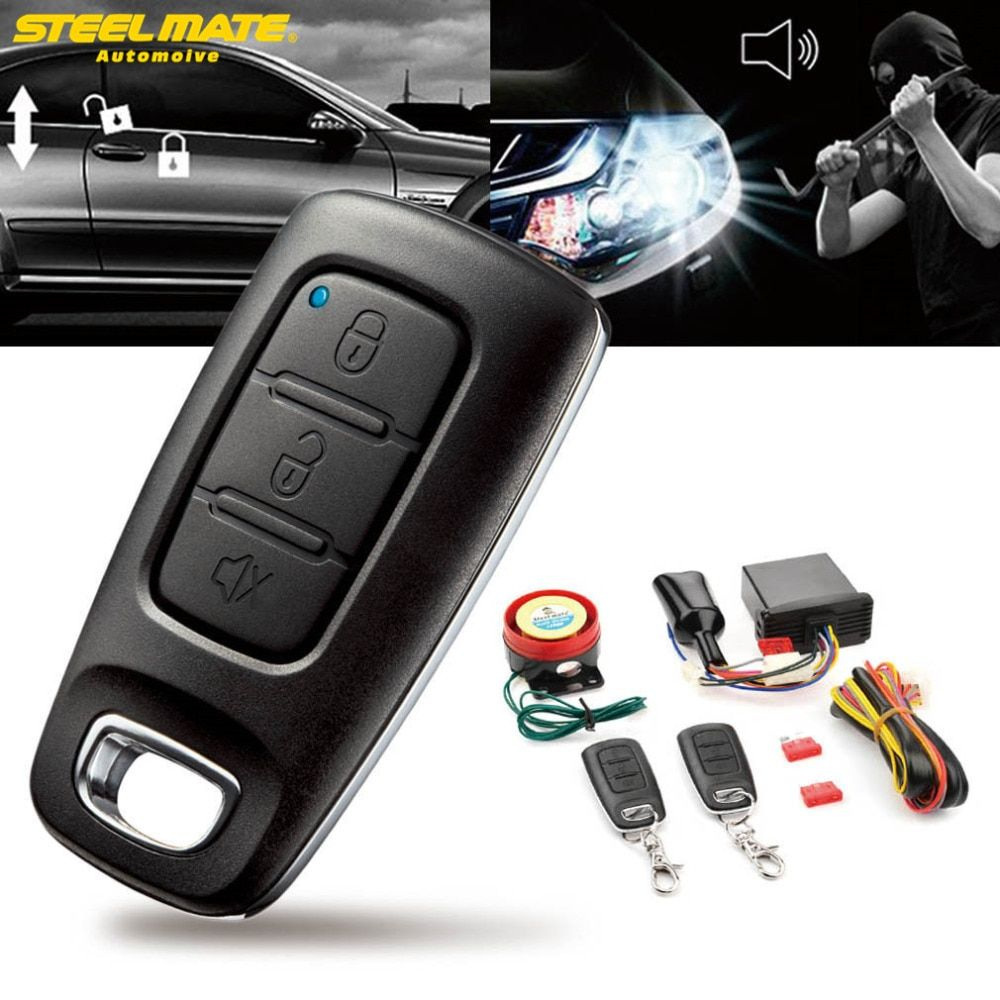 Steelmate 2017 886E moto Alarm System Water Resistant ECU Motorcycle Engine Immobilization vehicle theft hot selling