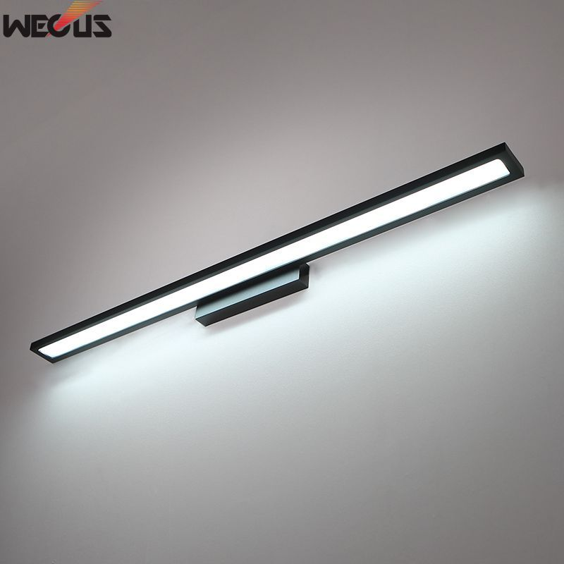 Long style 90cm (24W), water fog before the mirror lights, bathroom lights