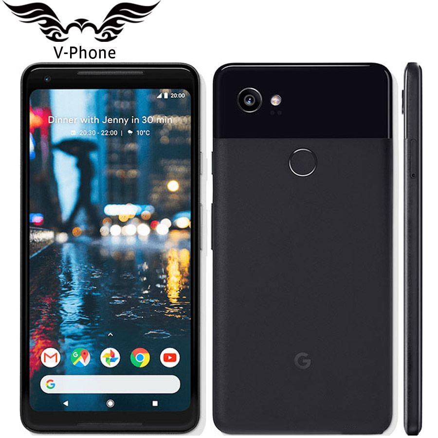 Original US Version Google Pixel 2 XL Android Mobile Phone 6