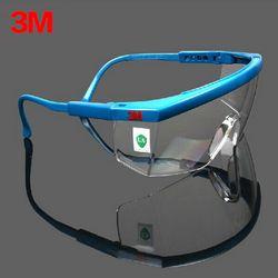 3 M 1711AF Keselamatan Kacamata Kacamata Anti-kabut anti-angin pasir Anti Kabut Anti Debu Tahan Transparan Kacamata pelindung kacamata
