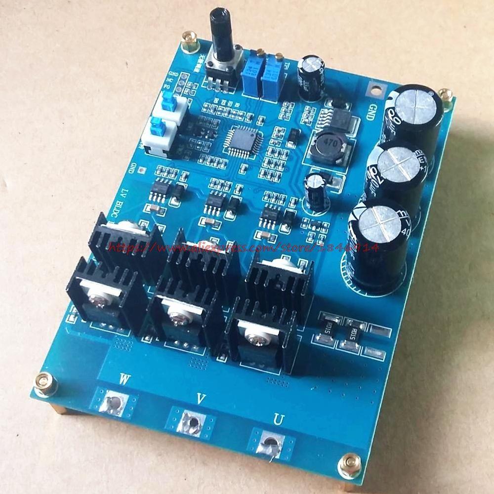 BLDC brushless motor driver Bürstenlose DC motor control BLDC stick 36 V/48 V/60 V