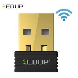 EDUP mini usb sans fil wifi adaptateur 150 mbps wi-fi récepteur 802.11n usb ethernet adaptateur réseau carte Support de Windows Mac pour PC