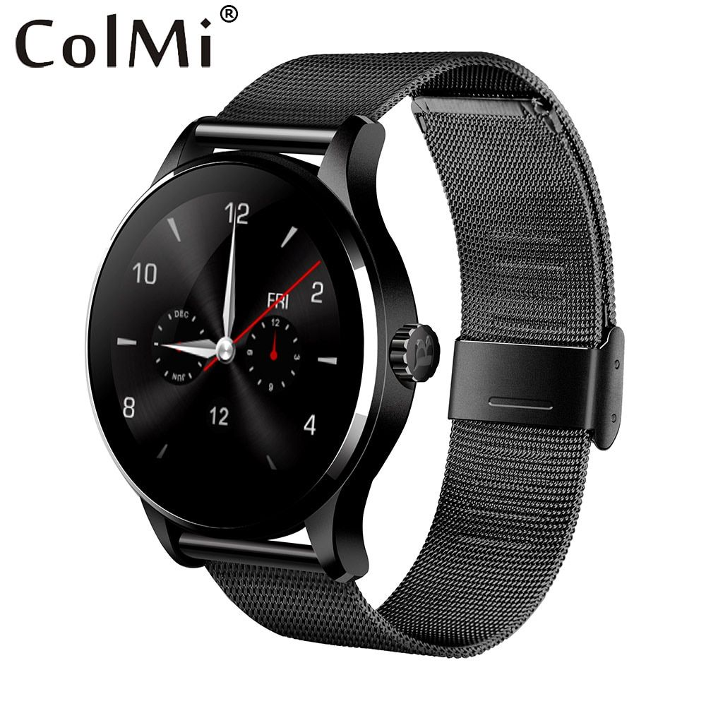 ColMi K88H Smart Watch Track Wristwatch Bluetooth Heart Rate Monitor Pedometer Dialing Smartwatch Phone For Android IOS