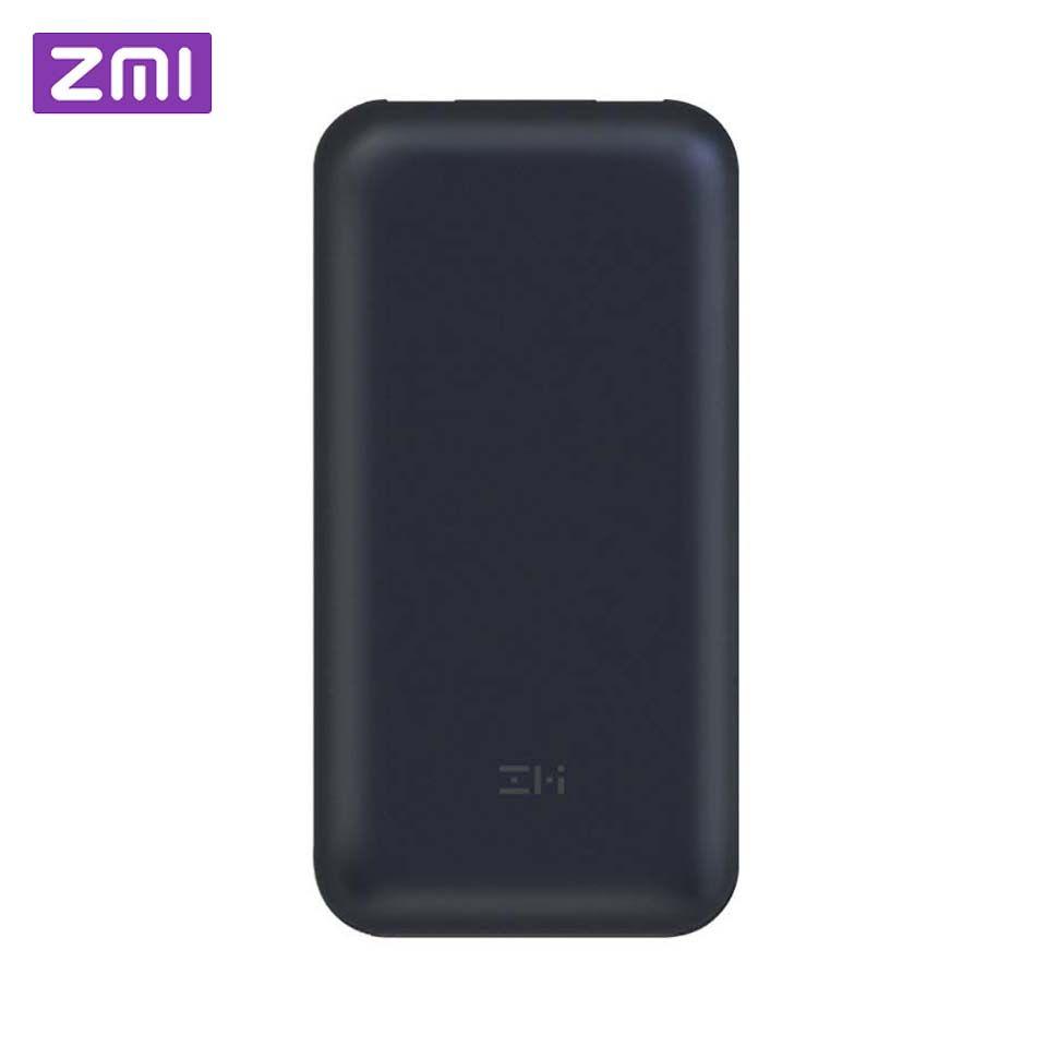 Xiaomi ZMI Power Bank 20000 mah 15000 mahUSB-C PD2.0 Typ-C Power tragbare lade Externe Batterie Schnell ladung 3,0 Ladegerät