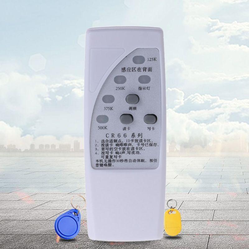 Handheld RFID Duplizierer Schlüssel Kopierer Reader Schriftsteller Karte Cloner Programmierer 125 khz NEUESTE