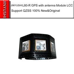 JINYUSHI für L80 L80-R L80RE-M37 GPS mit antenne Modul Externe antenne LCC 16*16*6,45mm Unterstützung QZSS 100% neue & Original