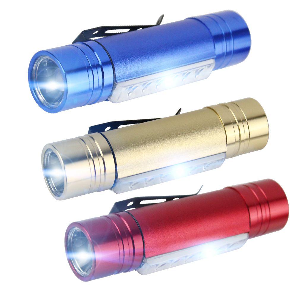 BORUiT L811B XPE Q5 LED Projecteur 3-Mode Lampe de Poche Phare avec Queue Aimant le Chasse Camping Frontale Tête Torche 18650 batterie