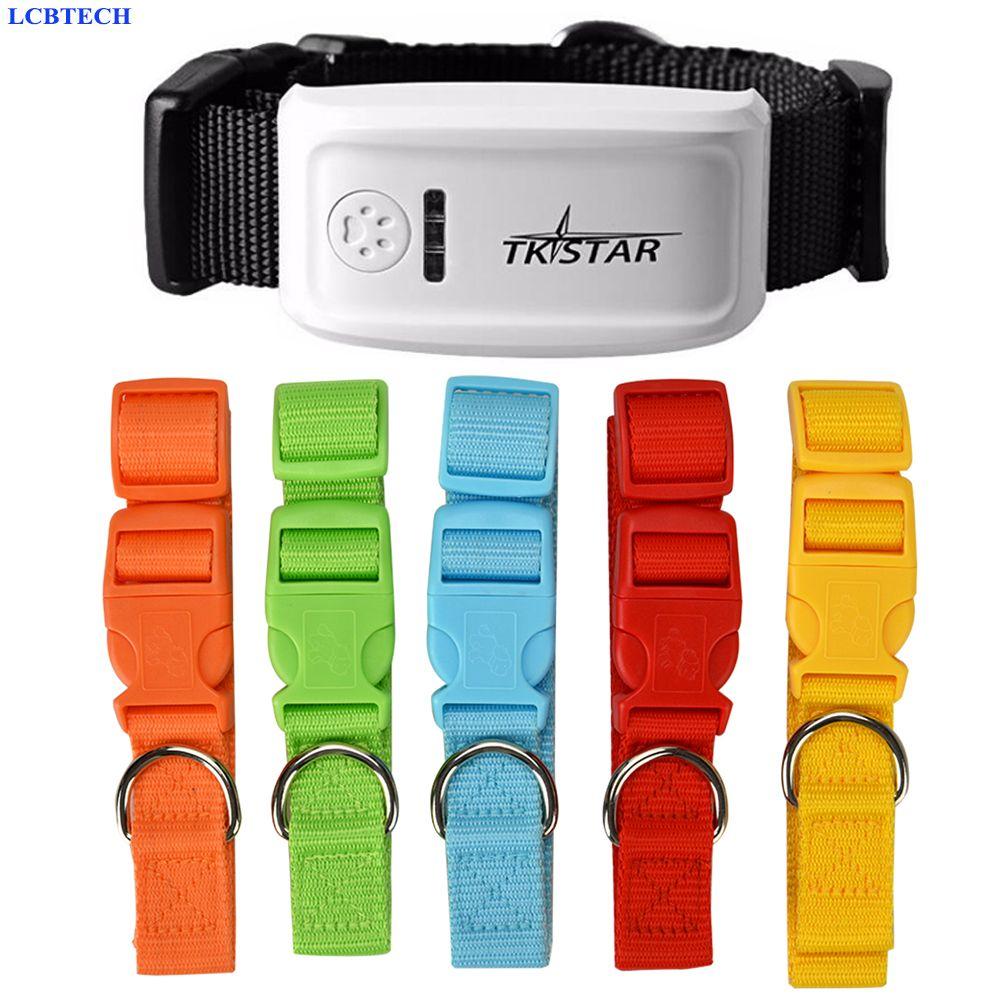 Brand TKSTAR LK909 TK909 Global Locator Real Time Pet GPS Tracker For Pet Dog/Cat GPS Collar Tracking Free Platform and Shipping