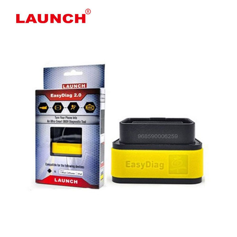 Launch X431 Easydiag 2.0 For Android/iOS 2 in 1 Auto Diagnostic-tool Launch EasyDiag Update by LAUNCH Website EOBD OBD Scanner