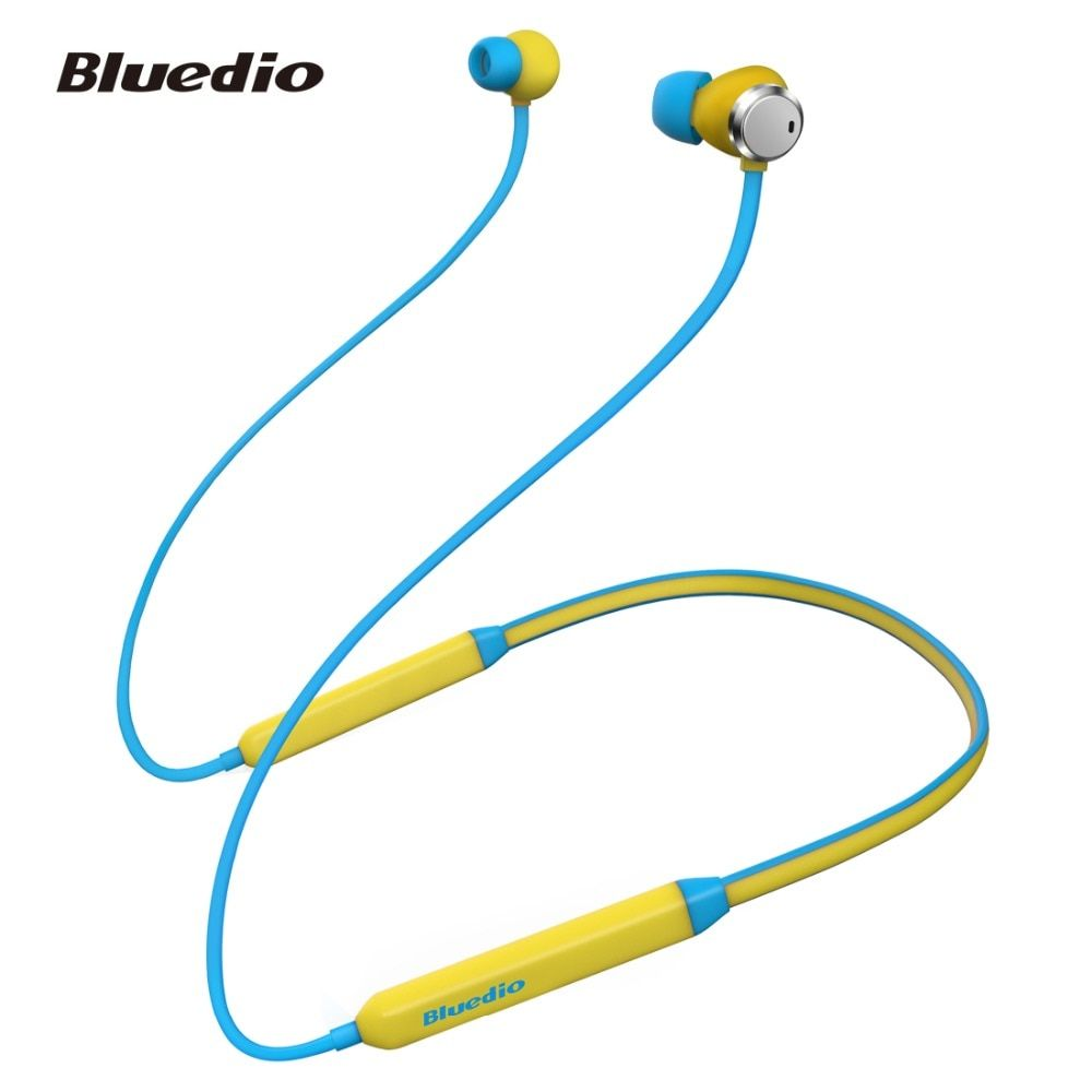 2018 Bluedio New TN Active Noise <font><b>Cancelling</b></font> Sports Bluetooth Earphone/Wireless Headset for phones and music